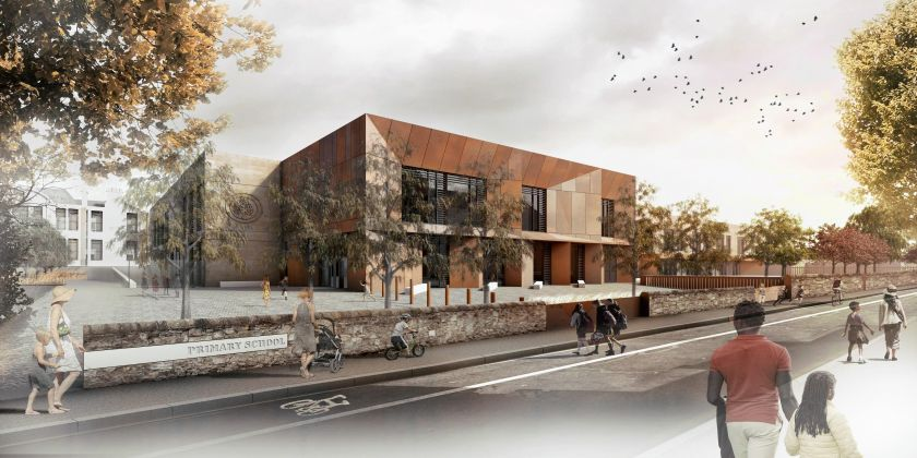 All Systems Go For New South Edinburgh Primary School
