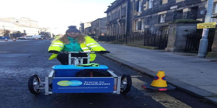 Cargo Bikes And Shopping Vouchers Help Support Tram Route Businesses