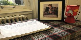 Lord Provost Leads Tributes To Tom Gilzean