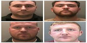 Caught And In Court Update: 9 People Sentenced For Serious Organised Crime In Caerphilly