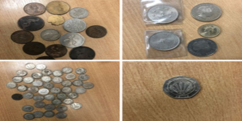 Do You Recognise Any Of These Coins?