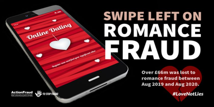 Fall For The Person, Not The Profile – Public Reminded To Stay Safe Online As Reports Of Romance Fraud Rise 26% In A Year