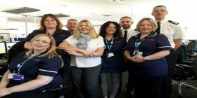 Mental Health Team Working With North Wales Police In Control Room