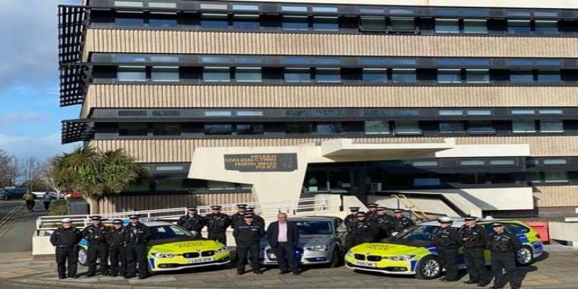 New Police Team Set Up To Target Organised Crime Gangs