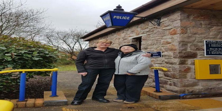 Off-duty Officer Praised