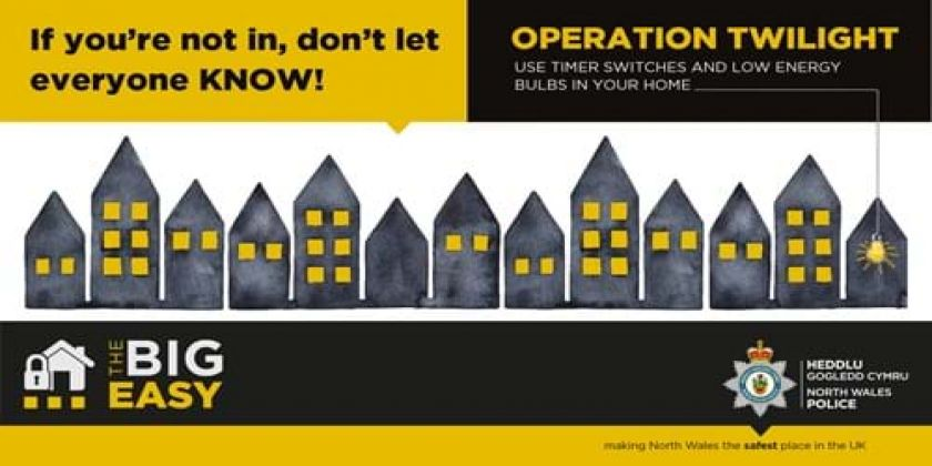 Operation Twilight – Don't Let Your Home Be The One That Stands Out!