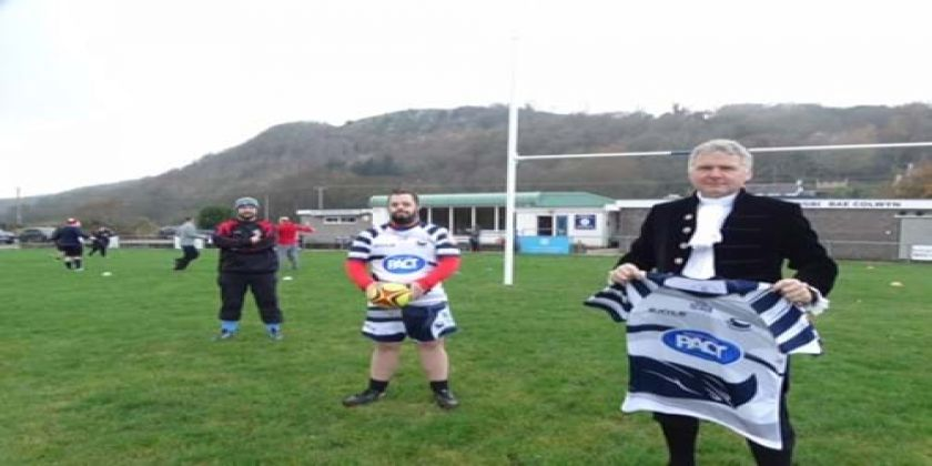 Pact Support For Colwyn Bay Stingrays