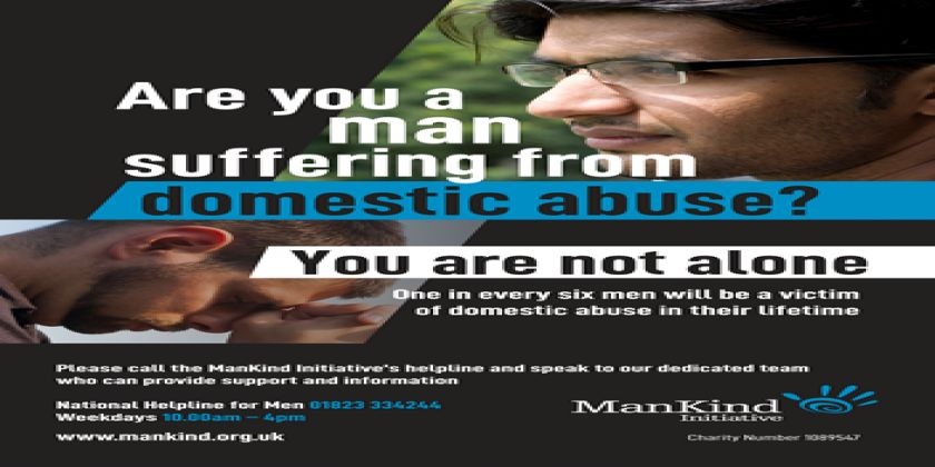 Supporting Male Victims Of Domestic Abuse