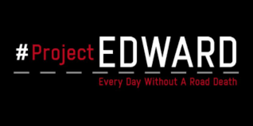 #projectedward – Every Day Without A Road Death