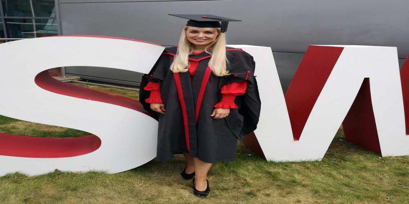 Graduation Tales: Student Nurse Tammie Overcomes Cancer To Graduate