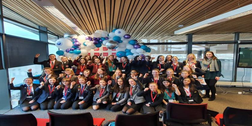 Newport Campus Hosts Cyberfirst Girls Competition 2020