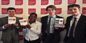 Students Honoured At Making Business Happen Awards