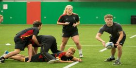 USW Joins With WRU, Blues And Dragons On New Rugby Foundation Degree