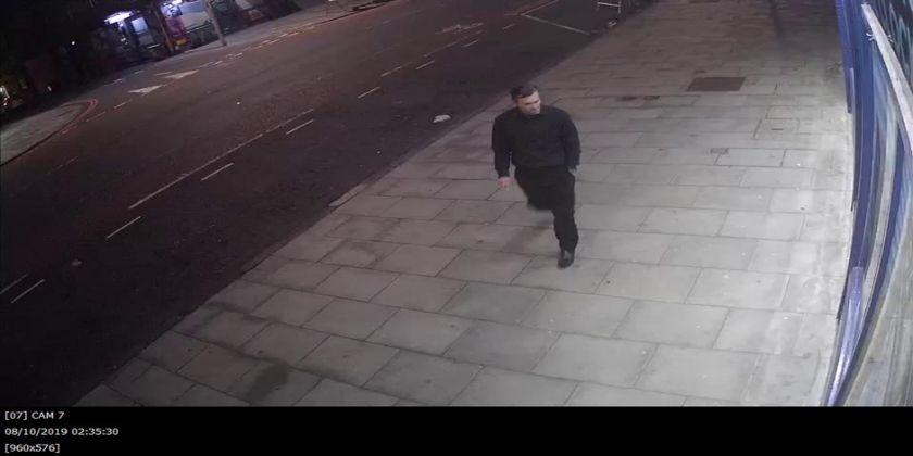 Assault And Robbery- Edinburgh City Centre