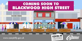 Caerphilly - Alfresco Dining In Risca And Blackwood