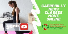 Caerphilly - Caerphilly Ners Classes Move Online