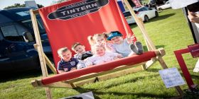 Council Marquee Helps Celebrate 175th Anniversary Of Usk Show