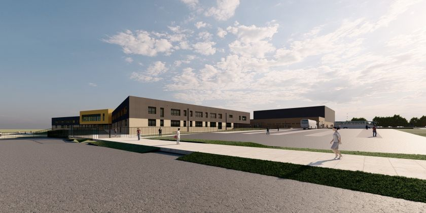 Building Work Set To Start On New £48.7m Secondary School