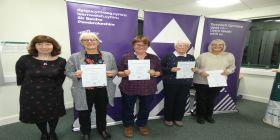 Celebration Evening For Pembrokeshire Welsh Learners
