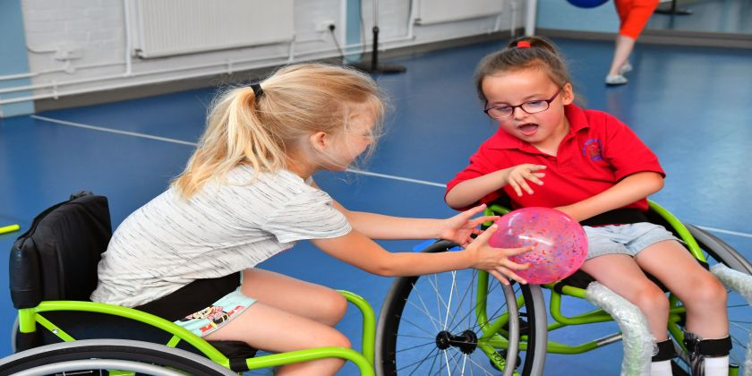 Disability Sports Festival Taking Place At Pembroke