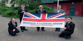 Flying The Flag For Armed Forces 2021