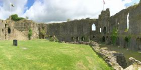 New Conservation Management Plan Adopted For Haverfordwest Castle