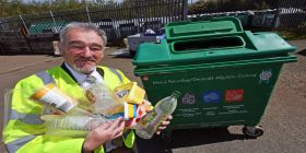 New Plastics Recycling For Pembrokeshire