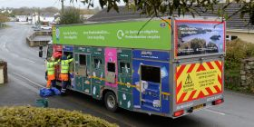 Rapid Rise In Pembrokeshire's Recycling Rates