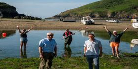 Trial Bathing Water Project Makes Waves