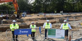 Work Begins On First New Council Houses For A Generation