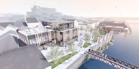 Work Starts At Western Quayside