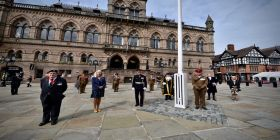 Council To Honour Armed Services Community This Armed Forces Week