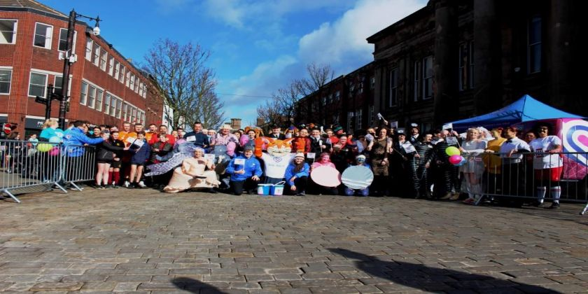 Still Time To Enter A Team For Macclesfield Pancake Race 2020