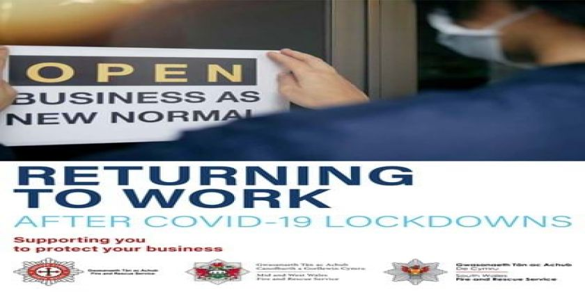 Advice For Businesses Returning To The Workplace After Lockdown