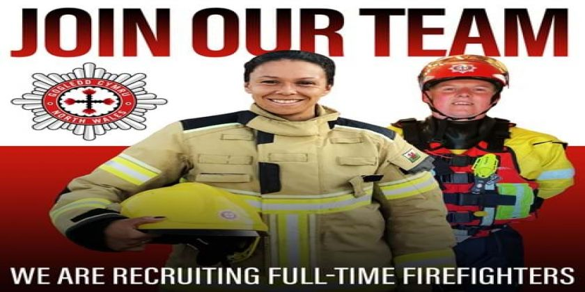Launching Recruitment Drive For Full-time Firefighters
