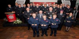 North Wales Fire And Rescue Service Awards Ceremony