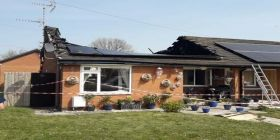 Two Women Escape Fire In Ewloe