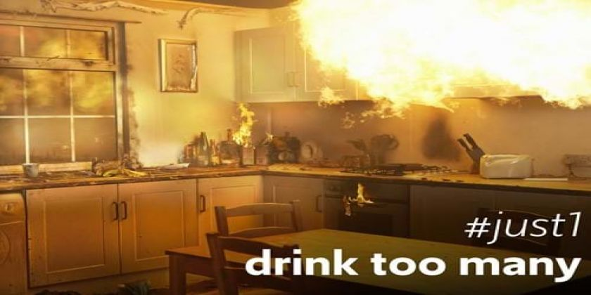 #just1 Distraction Is All It Takes - Warning As Firefighters Attend More Cooking Fires During Lockdown