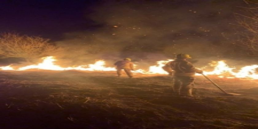 Firefighters Tackle Almost 70 Deliberate Wildfires In One Weekend In South Wales