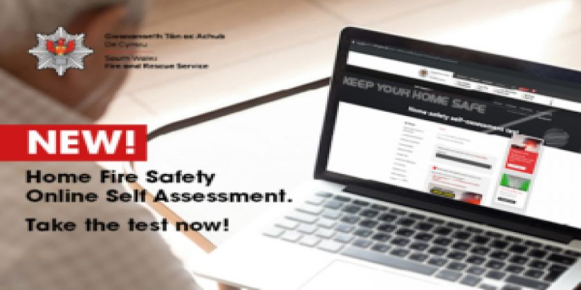 New Online Home Safety Test