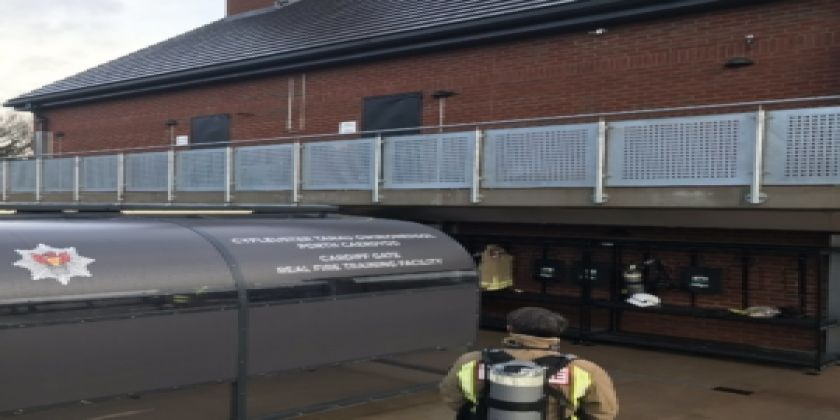 New State-of-the-art Firefighter Training Centre Opens In South Wales