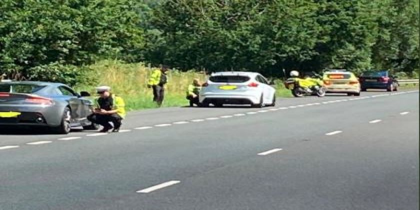 Bikers Clocked At 127mph During Police Operation In Brecon