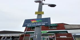 Cctv Installation In Two Powys Towns Marks Completion Of Phase 1 Of Cctv Project