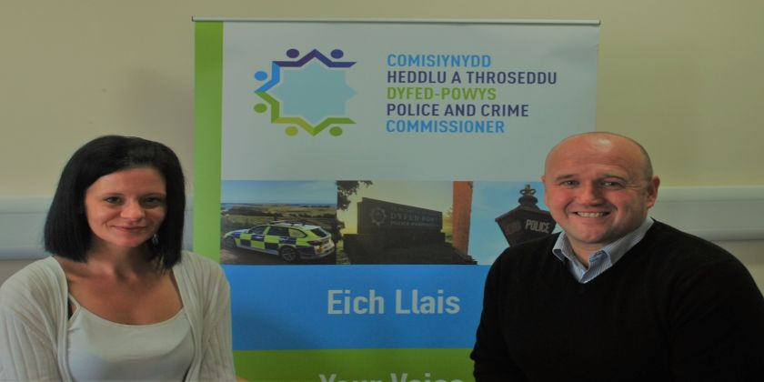 Diversionary Scheme Launched In Dyfed-powys Police Force Area