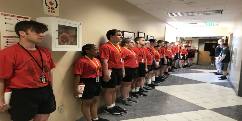 From Wales To Washington - Junior Police Journal