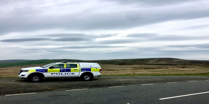 Illegal Off-roaders Targeted After Near Misses With Walkers At Beauty Spots