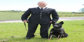 Missing Mum And Baby Found Thanks To Police Dog On His First Shift