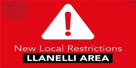 New Local Restrictions For Large Area Of Llanelli