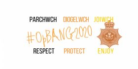 Operation Bang 2020: Respect, Protect And Enjoy Halloween Safely