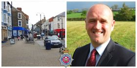 Police Commissioner Commits £10,000 To Community Projects In Aberystwyth